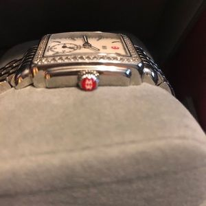 Michele Accessories - LOVED MICHELE DECO WATCH